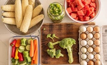 With this easy-to-follow guide, you'll know exactly what to make for dinner every night, even if you don't have a ton of time or home-cooked meals stress you out!
