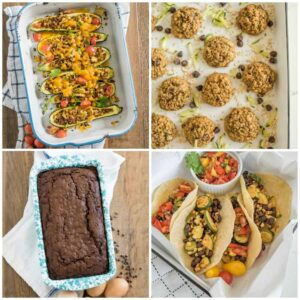 15+ Sweet and Savory Zucchini Recipes