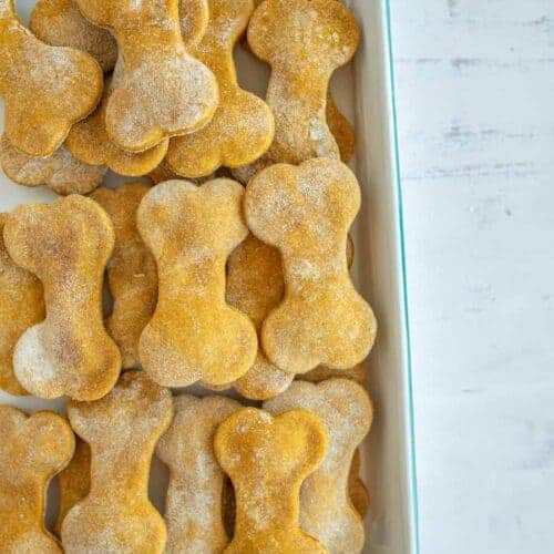 Easy Pumpkin Dog Treat Recipe