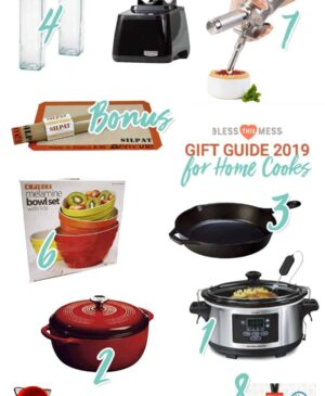 The Best Gift Ideas for People Who Love to Cook (2019 Edition)