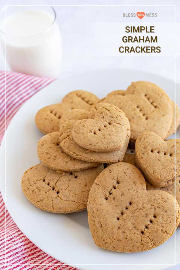 Simple Graham Cracker recipe pin