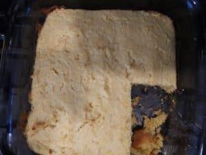 picture of corn bread