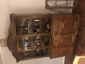 sideways picture of a hutch